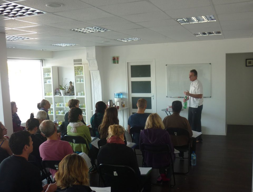 Formation massage Toulouse