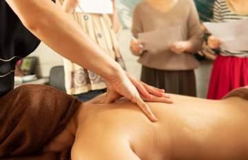 Traitement fumeurs séance d'acupuncture