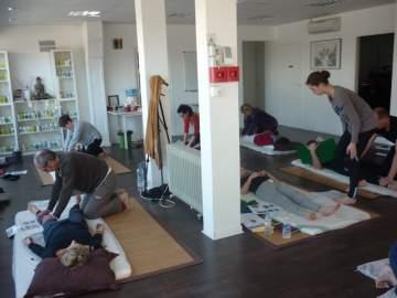 Séance de massage détente à Toulouse