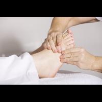 Pétrissage des muscles et des tendons à côté de Colomiers